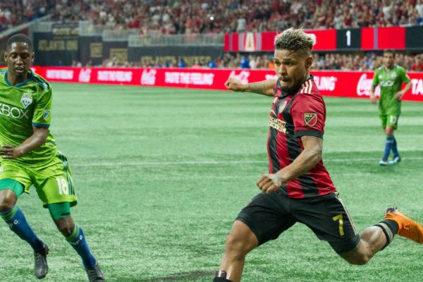Hat-trick de venezolano Martínez da triunfo a Atlanta sobre DC United