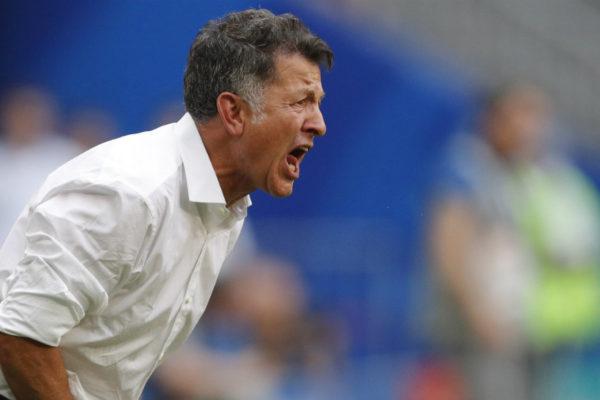 Juan Carlos Osorio: «El árbitro favoreció totalmente a Brasil»