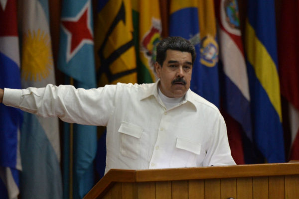 Nicaragua superará crisis que le impone EEUU, dice Maduro