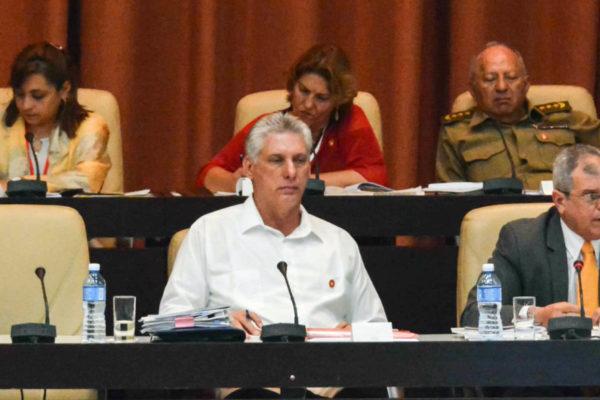 Díaz-Canel se reúne con directivos de Google, AirBnB y Twitter