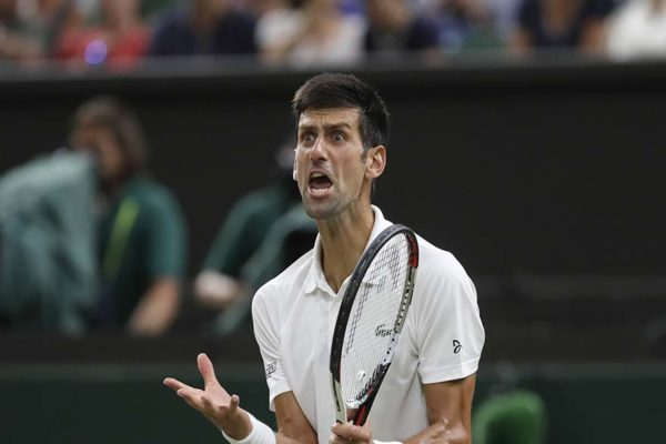 Djokovic vence a Kevin Anderson y conquista su cuarto Wimbledon