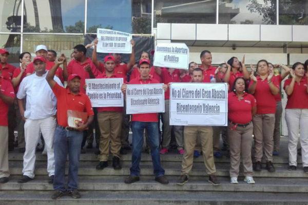 Red de Abastos Bicentenario está en cierre técnico