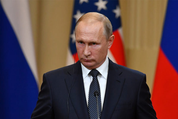 Putin se burla de Biden, que lo tachó de 'asesino', y promete defender los intereses de Rusia
