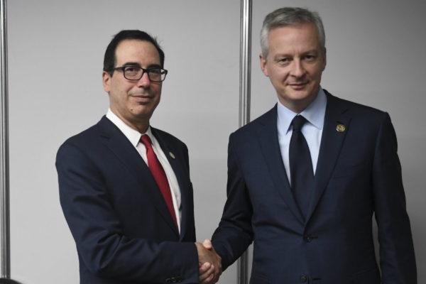 Francia pide a EEUU dejar la ley de la selva y respetar las reglas
