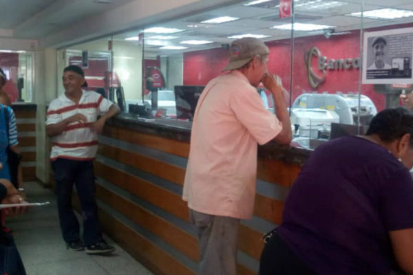 Banco Bicentenario atendió el sábado a más de 50.000 pensionados