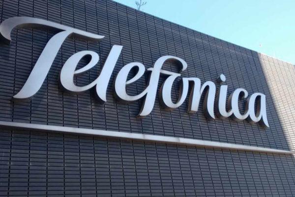 Telefónica ganó un 2,7 % más hasta junio pese a caida de sus ingresos