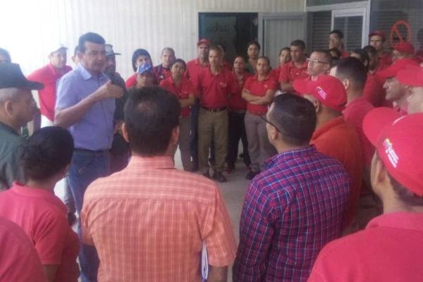 «Sabemos que la Red de Abastos Bicentenario fue vendida»