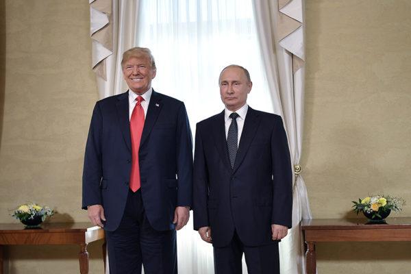 Trump asegura que su reunión con Putin fue un