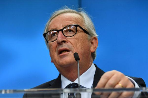 Juncker: la UE tiene mucha paciencia con los británicos y el brexit