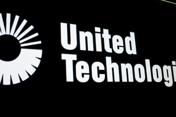 United Technologies ganó $3.345 millones en el primer semestre