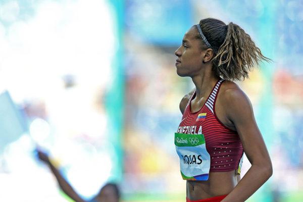 Yulimar Rojas no competirá en los Centroamericanos por lesión