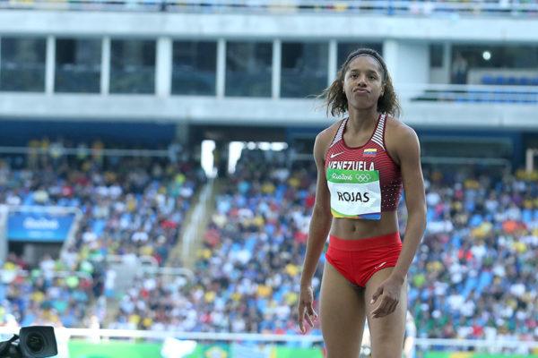 Yulimar Rojas logró triple salto de récord en Lima
