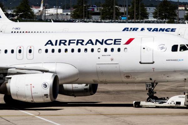 Air France prolonga la suspensión de vuelos a China hasta el 15 de marzo