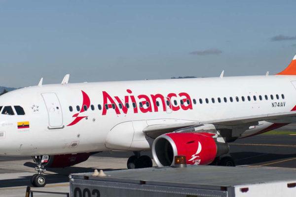 Avianca reanudará vuelos nacionales en Colombia desde el 1 de septiembre