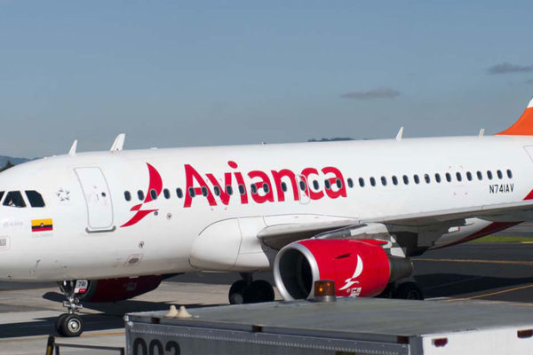 La aerolínea colombiana Avianca cruza el horizonte del centenario