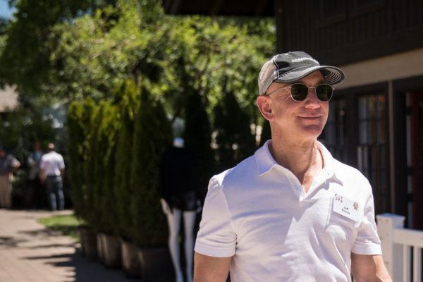 Bezos denuncia chantaje del tabloide National Enquirer
