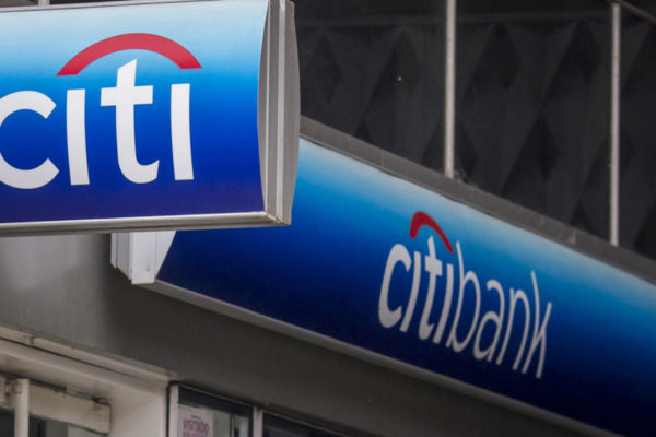 Beneficios de Citigroup aumentan 16% en segundo trimestre
