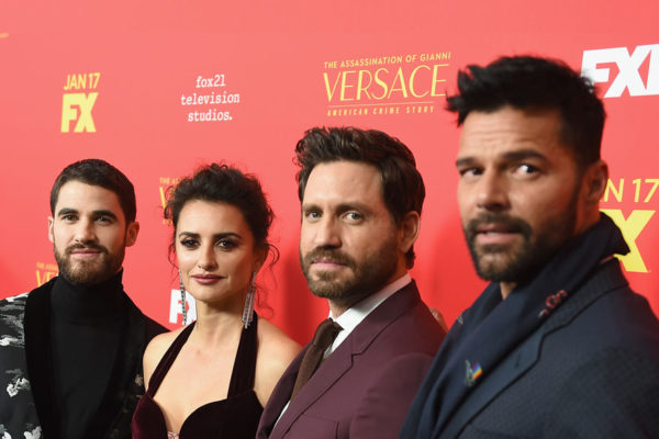 Edgar Ramírez nominado al Emmy como mejor actor de reparto