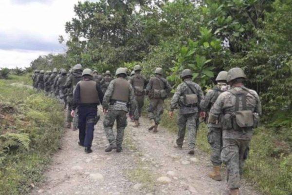 Colombia destruyó campo minado del ELN en frontera con Venezuela