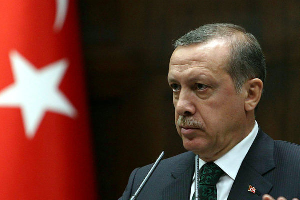 Erdogan visitará a su aliado Nicolás Maduro