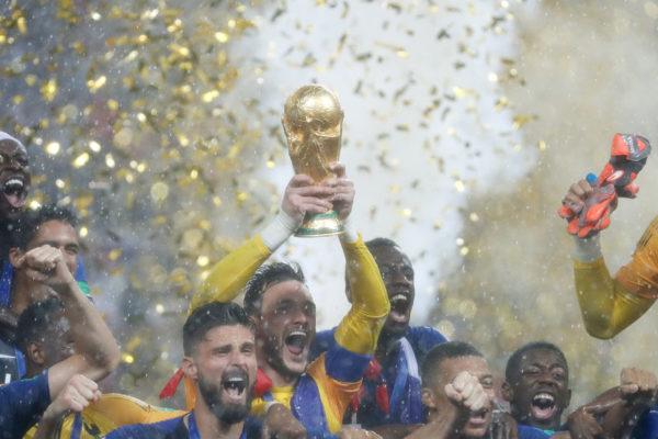 Triunfo de Francia le cuesta €10 millones a patrocinador chino
