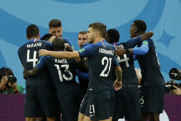 Francia vence a Bélgica y pasa a la final de Rusia 2018