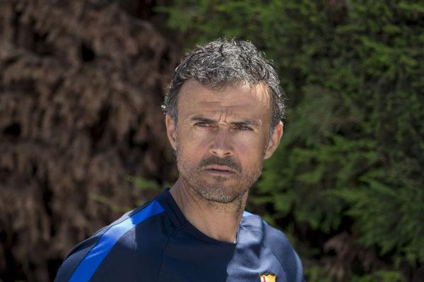 Luis Enrique nombrado nuevo seleccionador de España