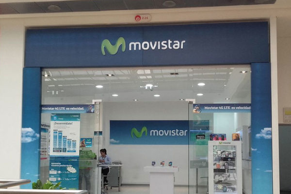Movistar registra 536 robos de equipos durante 2018