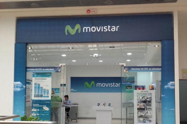 Robo de equipos afecta señal de Movistar en San Cristóbal