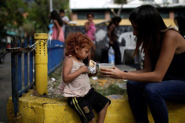 Venezuela es uno de los peores países para vivir la niñez