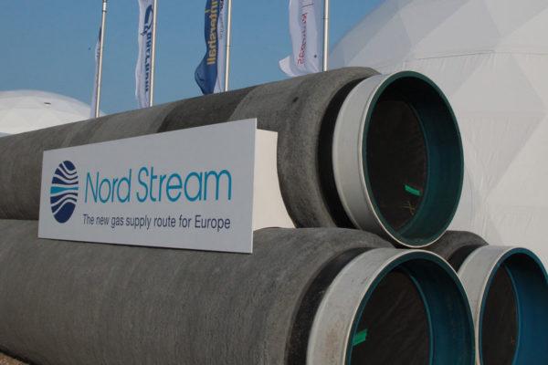 Gazprom y sus socios completan un tercio del polémico gasoducto Nord Stream 2