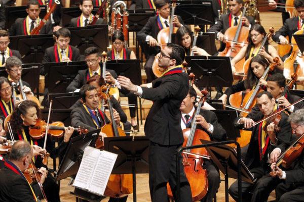 Orquesta Sinfónica Simón Bolívar celebró sus 40 años