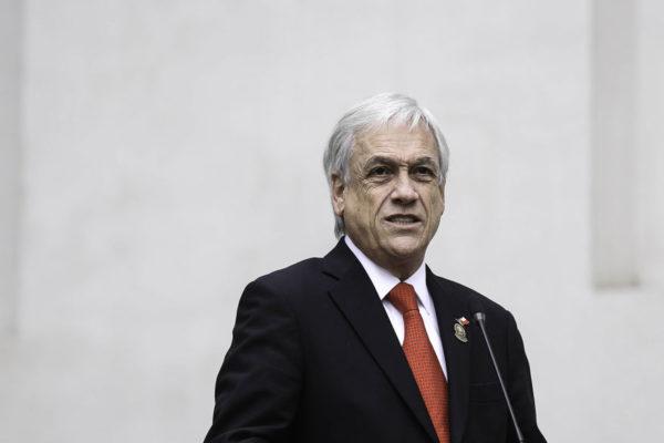 Piñera llama a EE.UU. y China a parar guerra comercial «dañina»