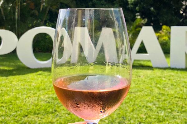 Bodegas Pomar presentó Frizzante Rosado, su nuevo vino