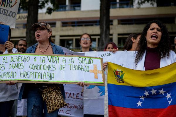 En septiembre se registraron 33 protestas diarias en Venezuela