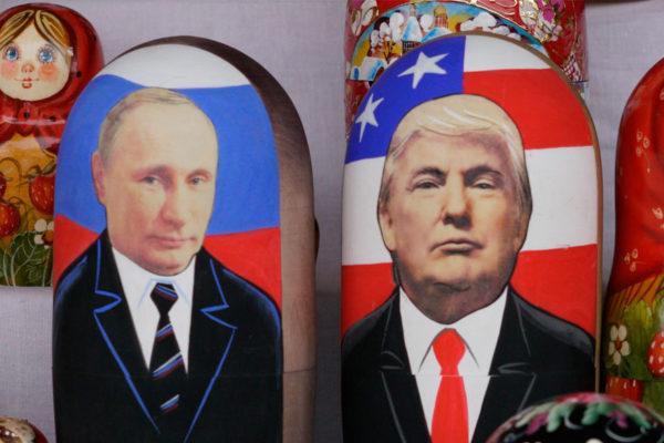 Trump y Putin coinciden en parar guerra de precios petroleros pero no sobre Venezuela