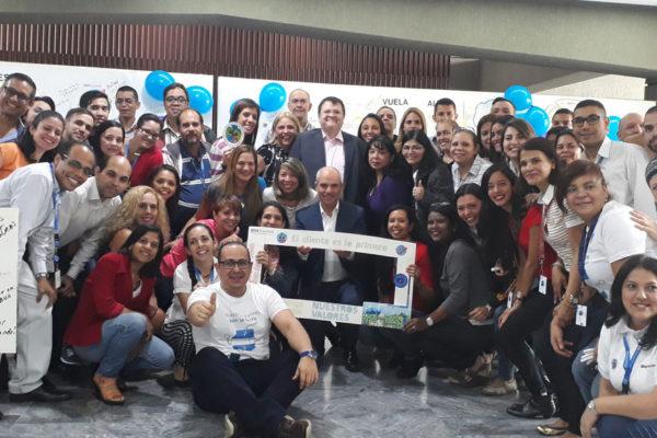 BBVA Provincial celebró su primera jornada de valores corporativos