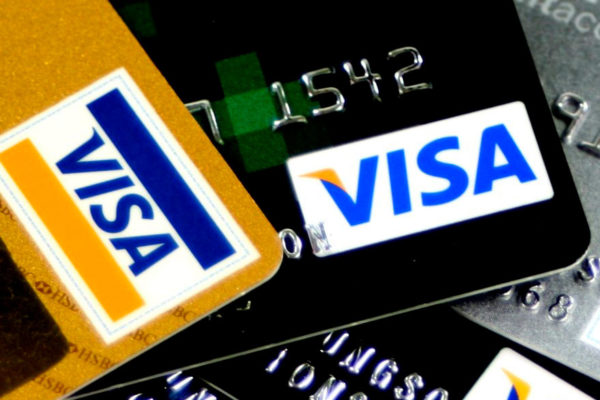 Visa se prepara para emitir tarjetas para operar con criptomonedas