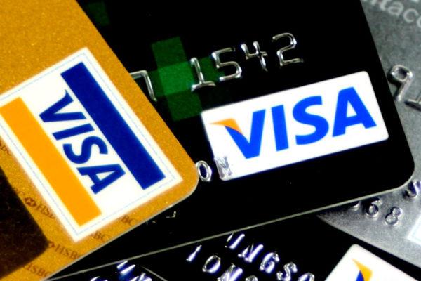 Visa logra ganancia de $7.456 millones en los últimos nueve meses