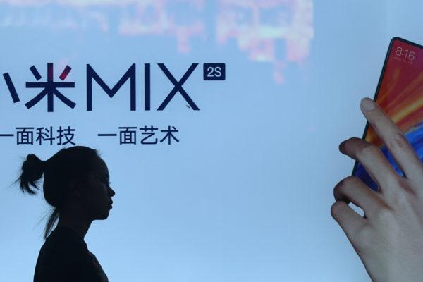Xiaomi debuta con caídas en Bolsa de Hong Kong
