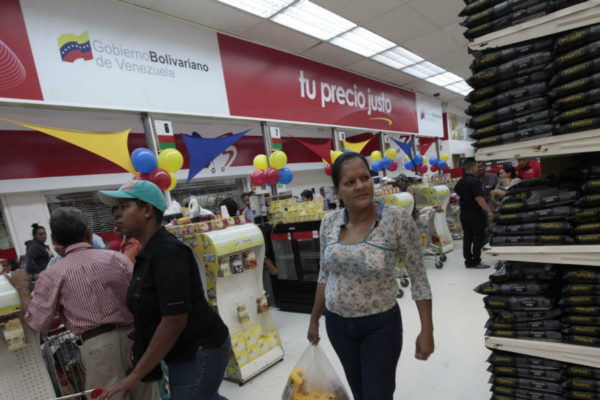 Abastos Bicentenario de Terrazas del Ávila ahora es Tiendas CLAP