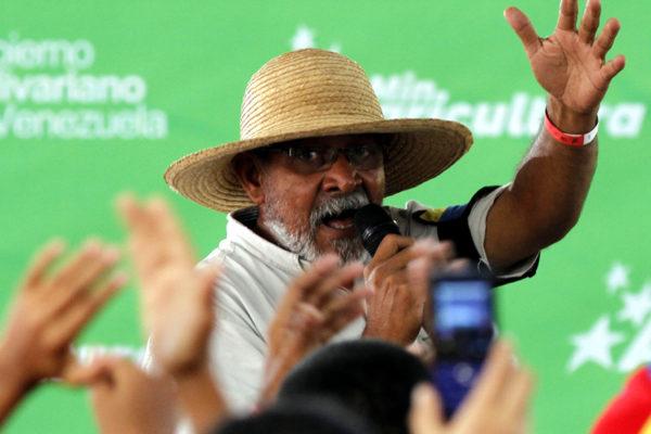 Campesinos denuncian ante Maduro corrupción en sus regiones