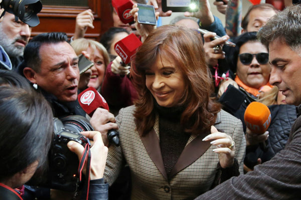 Cristina Kirchner, un emblema político en la lupa de la justicia