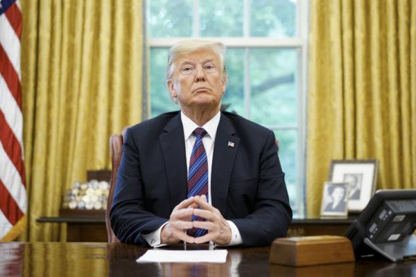 Comité de la Cámara Baja de EE.UU aprueba cargos para juicio contra Trump