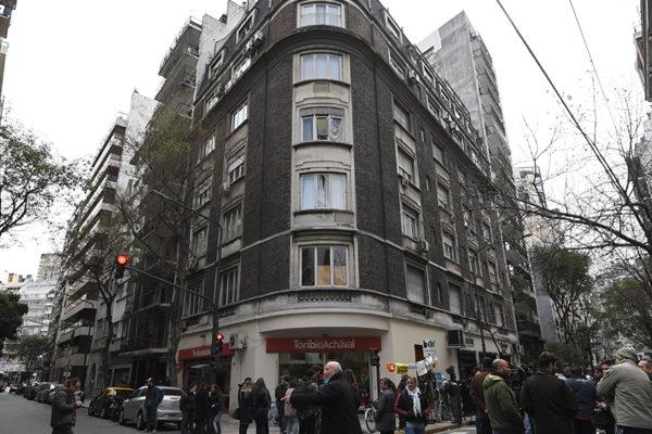 Inician allanamientos a viviendas de Kirchner por una causa de corrupción