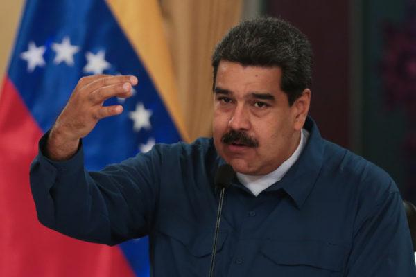 Maduro pide a Trump abrir EEUU a migrantes hondureños