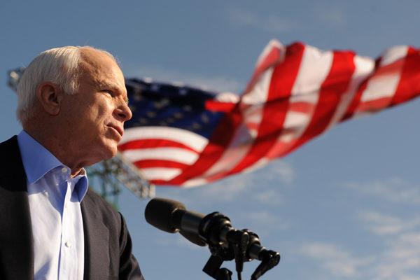 Estados Unidos rinde tributo al fallecido senador John McCain