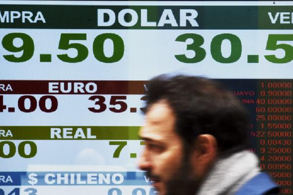 Economías emergentes amenazadas por el fuerte retorno del dólar