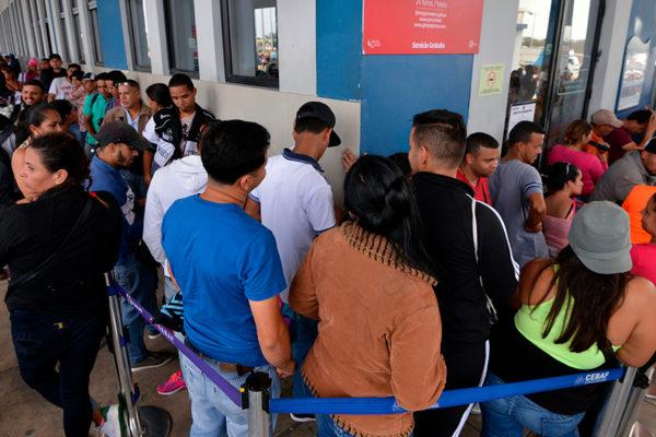 La ONU creará un equipo para atender crisis migratoria venezolana