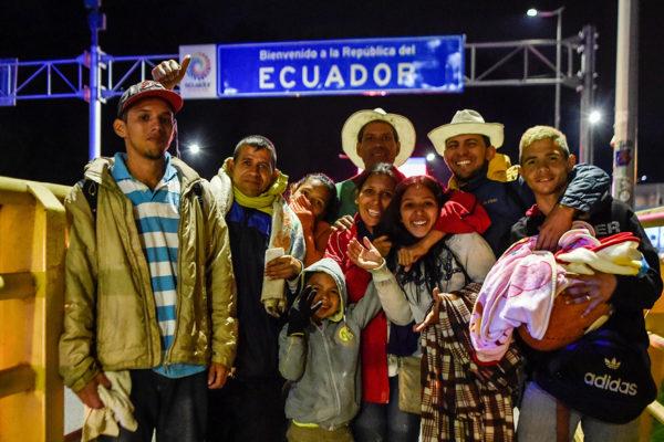 De migrantes a refugiados: diario del escape a la crisis en Venezuela